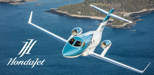 HondaJet Southwest - Demo Tour