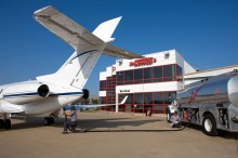 Cutter Aviation Dallas McKinney TX TKI - Aircraft Maintenance Addition