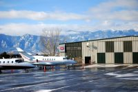 Cutter Aviation Colorado Springs, CO - City of Colorado Springs Airport (COS)