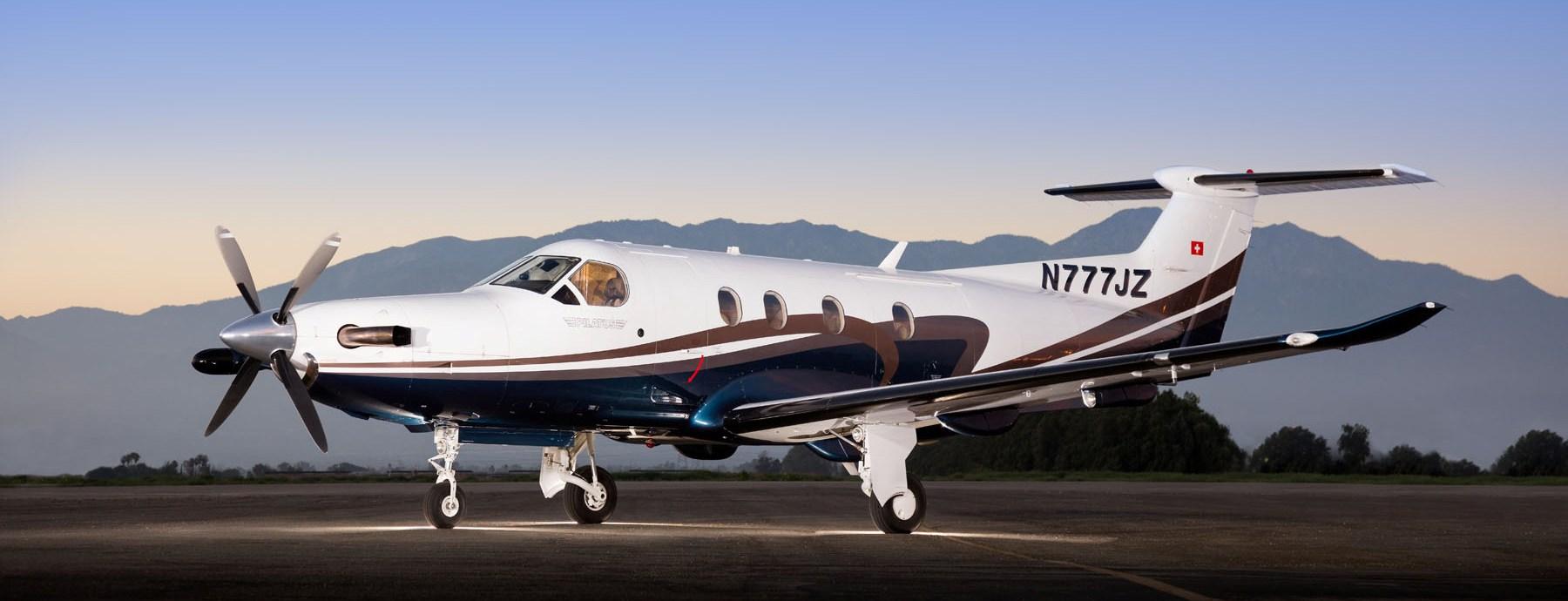 2007 Pilatus PC-12/47 - S/N: 817 - N777JZ