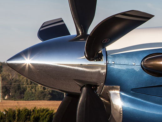 TBM 700/850 Hartzell's 5-Blade Propeller | Cutter Aviation