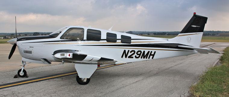 2012 Beechcraft Bonanza G36 - S/N: E-3975 - N29MH