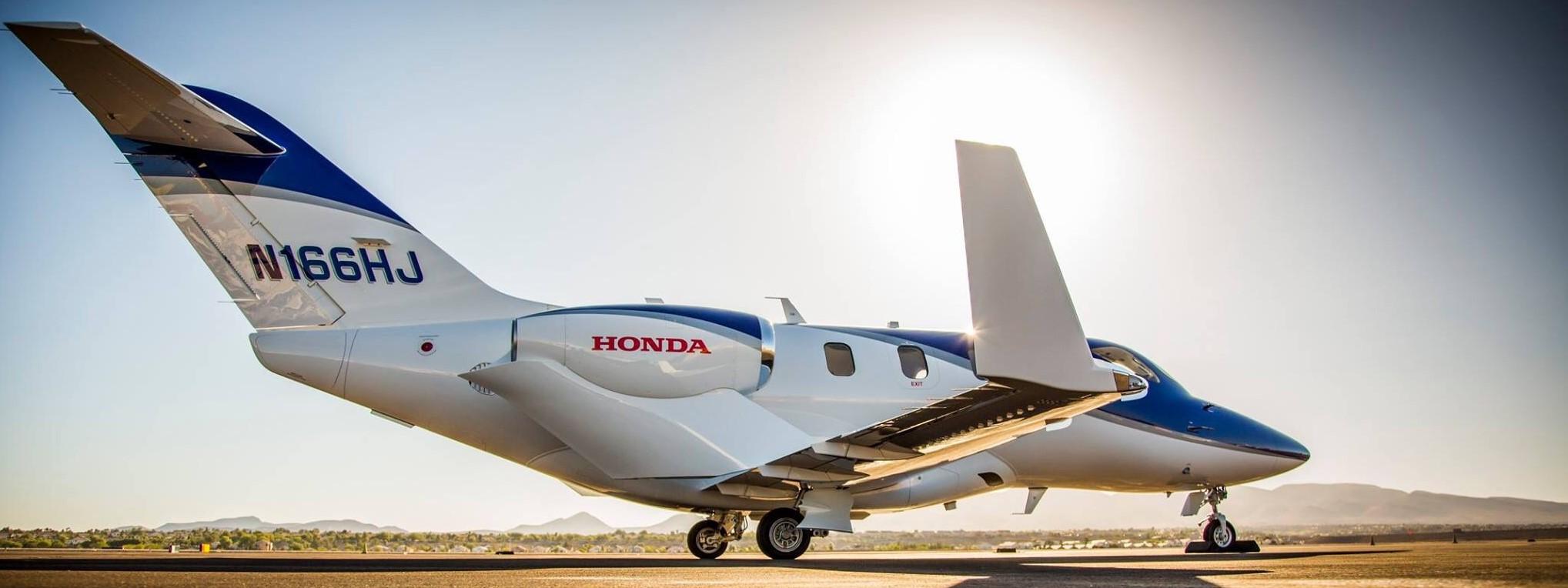 2017 HondaJet HA 420 - S/N: 42000066 - N166HJ