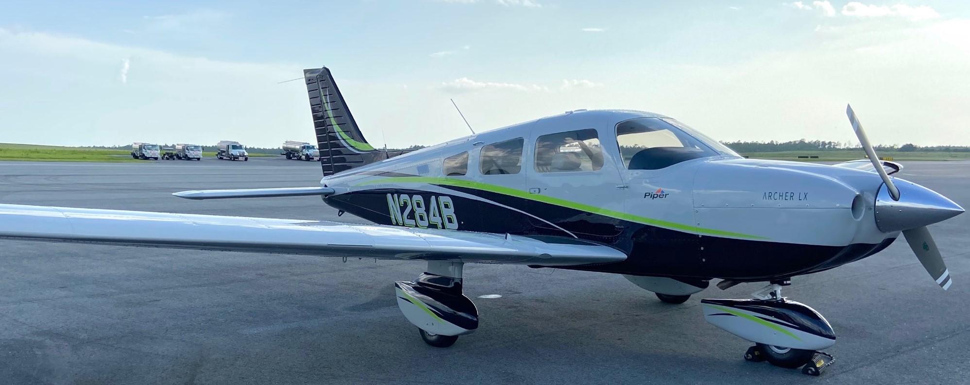 2020 Piper Archer LX - S/N: 2881372 - N284B - Cutter Piper Sales