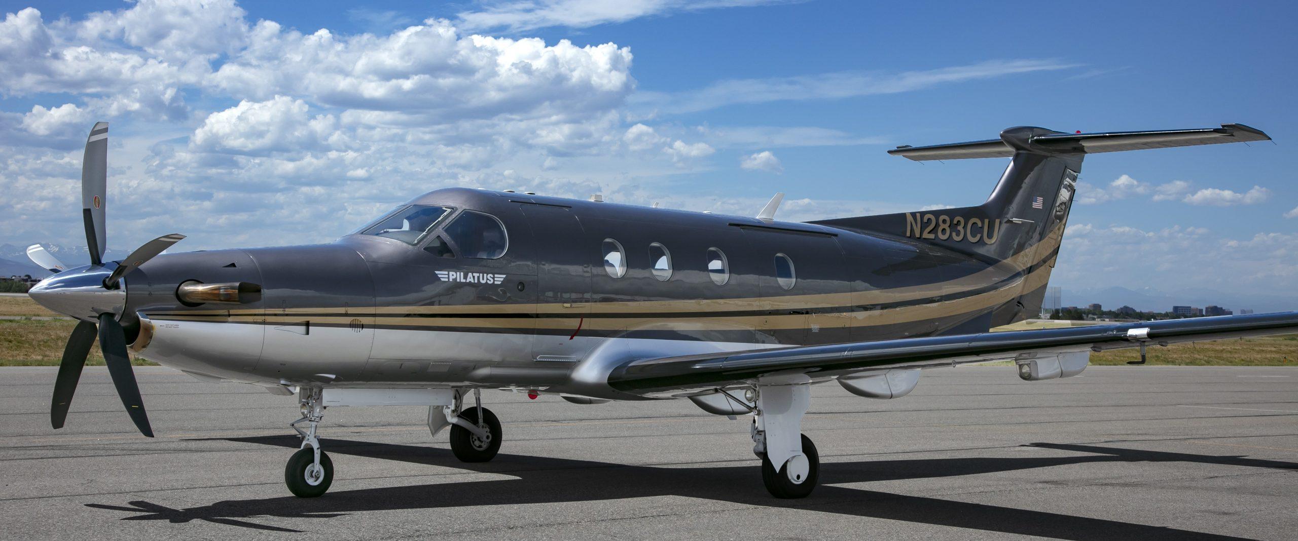 2011 Pilatus PC-12 NG - S/N: 1283 - N283CU