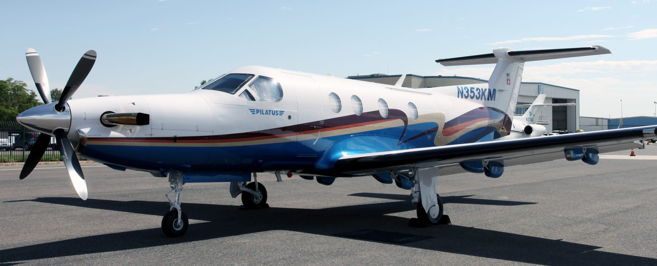2004 Pilatus PC-12/45 - S/N: 534 - N353KM