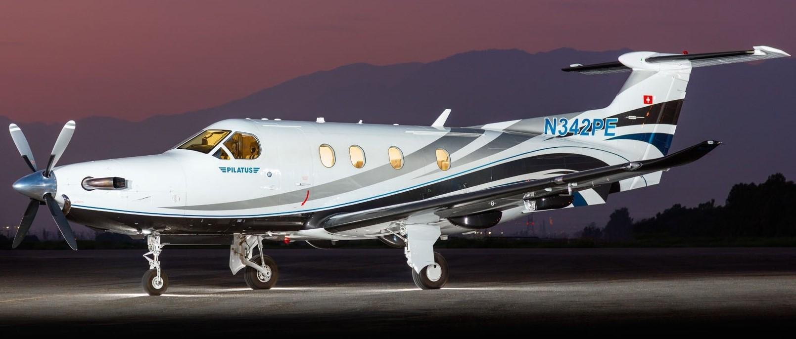 2012 Pilatus PC-12 NG - S/N: 1342 - N342PE - Cutter Aircraft Sales