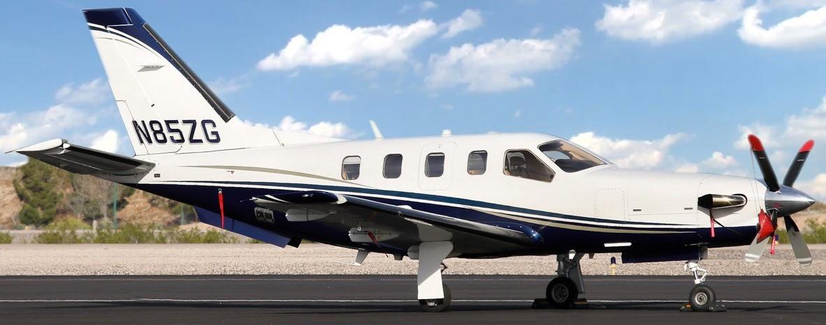 2008 Daher TBM 850 - S/N: 480 - N85ZG - Cutter Aircraft Sales