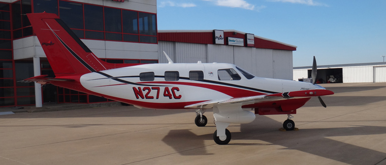 2013 Piper Mirage - S/N: 4636578 - N274C - Cutter Aircraft Sales