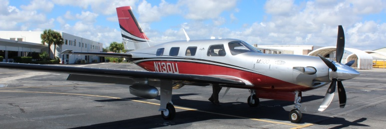 2018 Piper M500 - S/N: 4697644 - N130U - Texas Piper Sales