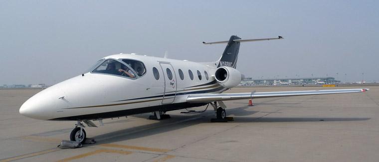 1998 Beechcraft Beechjet 400A - S/N: RK-198 - N168WC