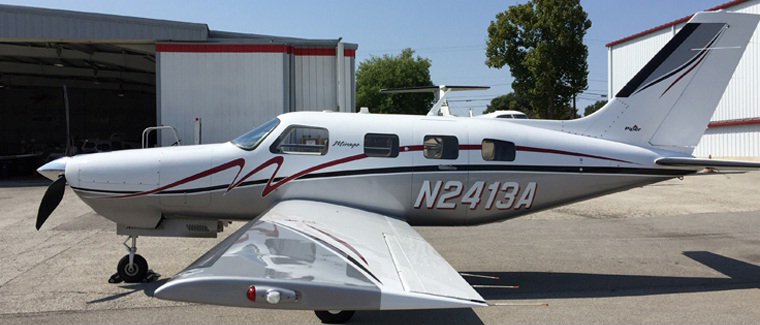 2011 Piper Mirage - S/N: 4636496 - N2413A