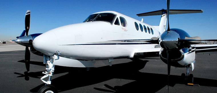 2012 Beechcraft King Air 250 - S/N: BY-158 - N266DB - Cutter Aircraft Sales