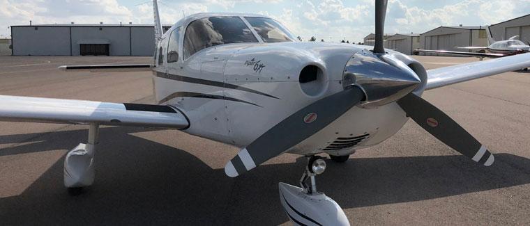 2003 Piper 6XT - S/N: 3255005 - N30511