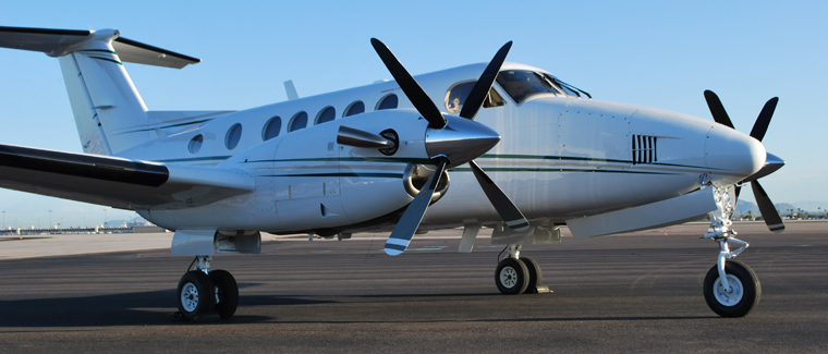 1980 Beechcraft King Air 200 - S/N: BB-685 - N350C