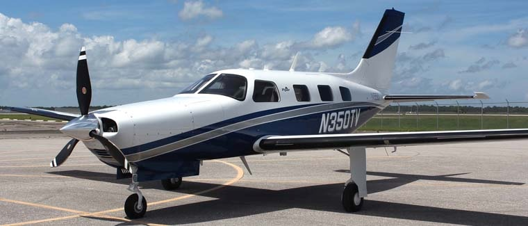 2015 Piper M350 - s/n: 4636672 - N350TV - Texas Piper Sales