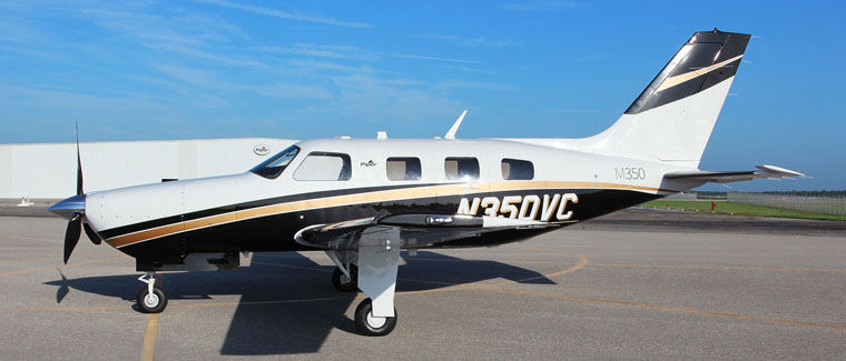 2015 Piper M350 - s/n: 4636666 - N350VC - Texas Piper Sales