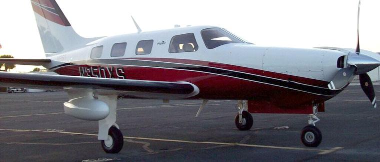 2016 Piper M350 - S/N: 4636705 - N350XS - Cutter Piper Sales