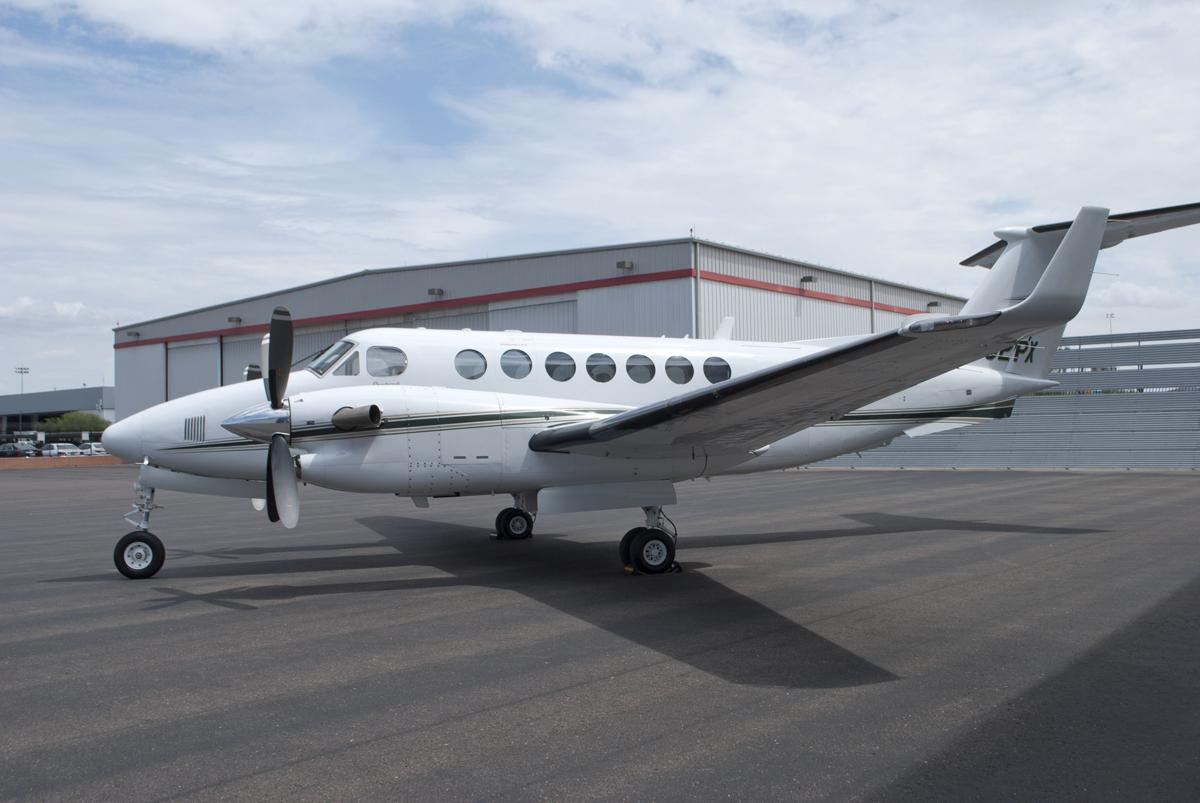 king air 350er
