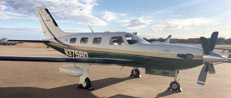 2001 Piper Meridian - S/N: 4697003 - N375RD