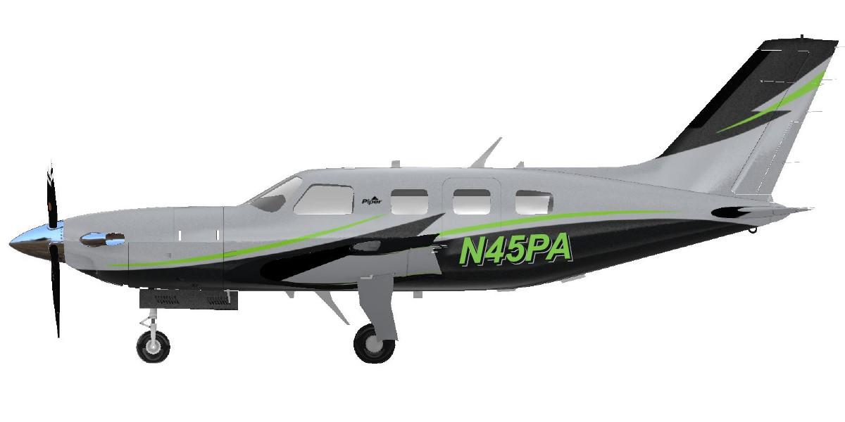 2020 Piper M600 SLS - S/N: 4698127 - N45PA