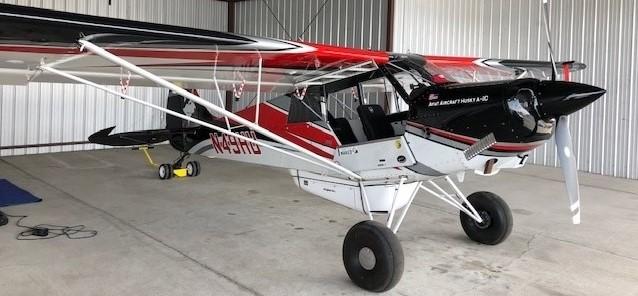2018 Aviat Husky A-1C-180 - S/N: 3309 - N49HU