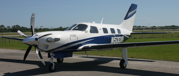 2016 Piper M500 - s/n: 4697609 - N500XR - Texas Piper Sales