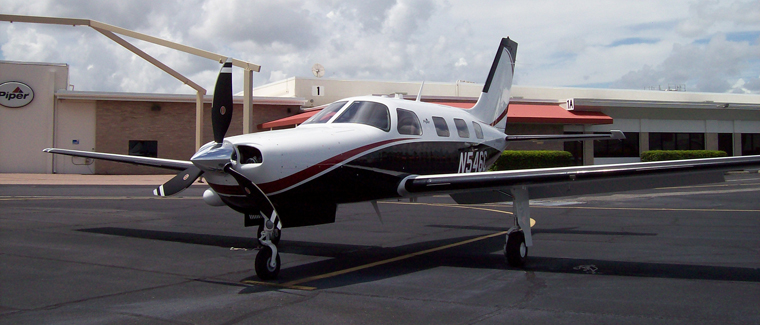 2014 Piper Mirage - s/n: 4636626 - N546C - Texas Piper Sales