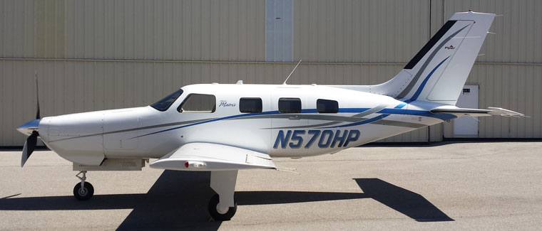 2010 Piper Matrix - S/N: 4692149 - N570HP