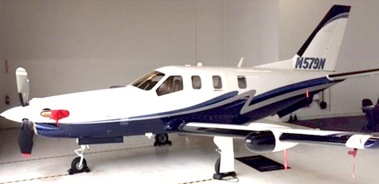 2007 Daher TBM 850 - S/N: 388 - N579N