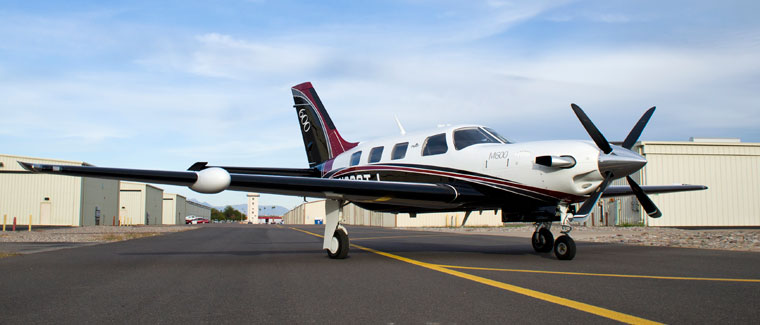 2017 Piper M600 - Free Maintenance Program - S/N: 4698023 - N600TJ