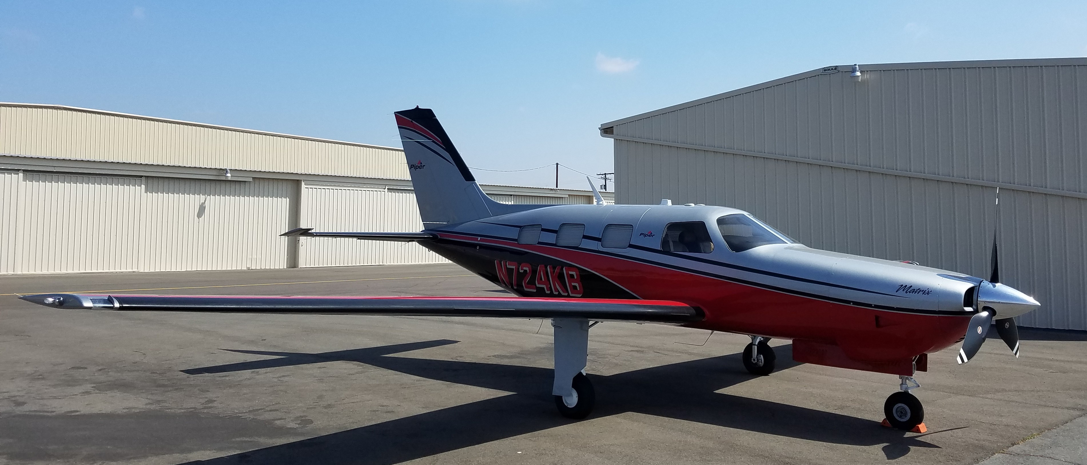 2013 Piper Matrix - S/N: 4692196 - N724KB