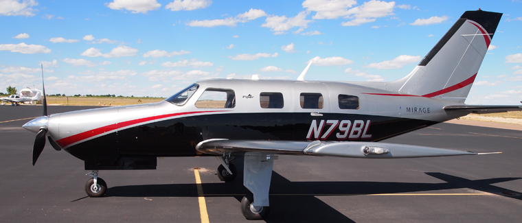 2014 Piper Mirage - S/N: 4636623 - N79BL