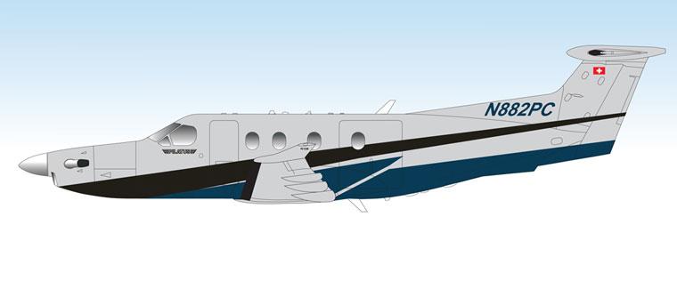 2008 Pilatus PC-12 - S/N: 882 - N882PC