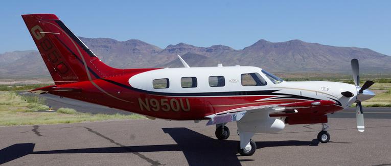 2002 Piper Meridian MaXus - S/N: 4697130 - N950U - Cutter Aircraft Sales