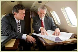 Air Charter Flights with Cutter Aviation Air Charter / Cutter Flight Management
