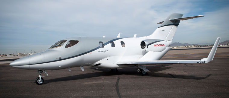 HondaJet HA-420 Wi-Fi - Cutter Aviation Air Charter Fleet