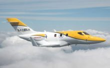 HondaJet Southwest - Yellow