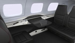 M600 Firenze Black Interior - Cutter Aviation