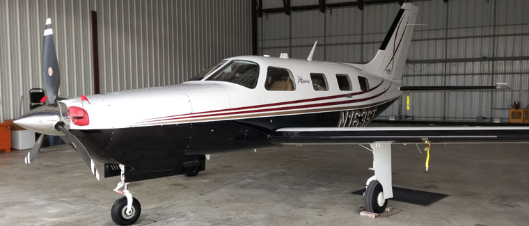2010 Piper Matrix - S/N: 4692143 - N163ST