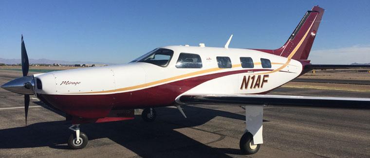 2012 Piper Mirage - S/N: 4636530 - N1AF
