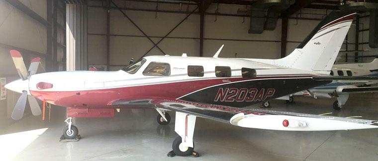 2011 Piper Meridian - S/N: 4697444 - N203AP