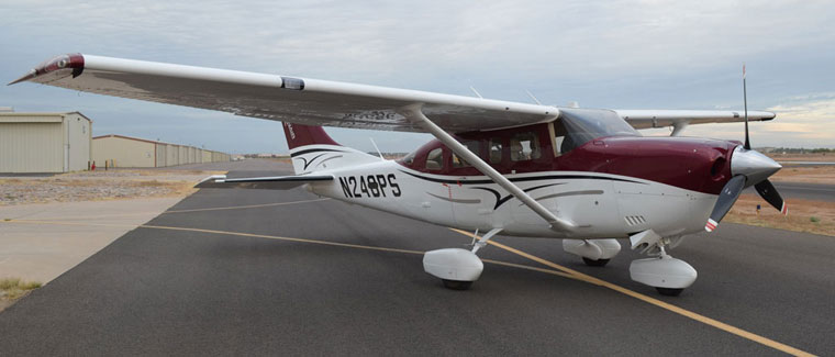 2012 Cessna T206H - S/N: T20609081 - N240PS