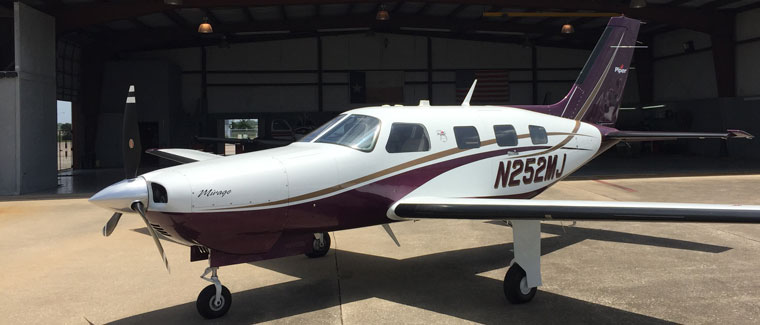2012 Piper Mirage - S/N: 4636548 - N252MJ