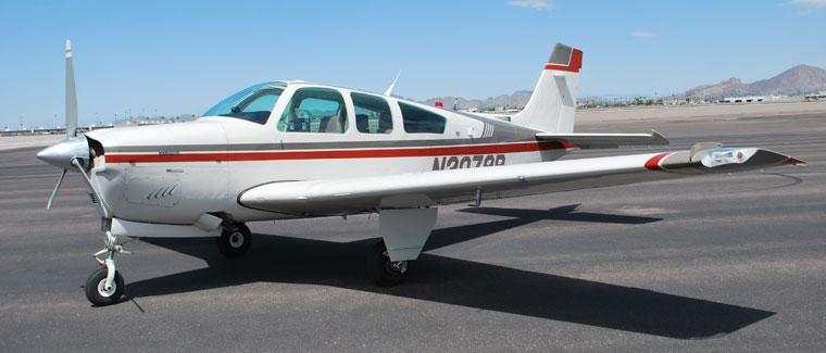 1985 Beechcraft F33A Bonanza - S/N: CE-1059 - N3078B - Cutter Aircraft Sales