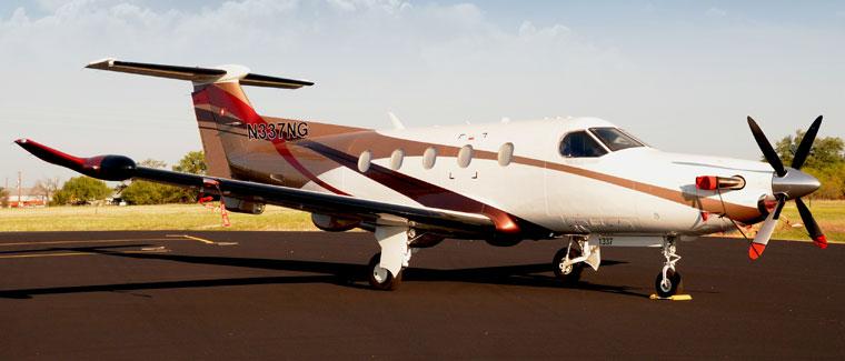 2012 Pilatus PC-12 NG - S/N: 1337 - N337NG