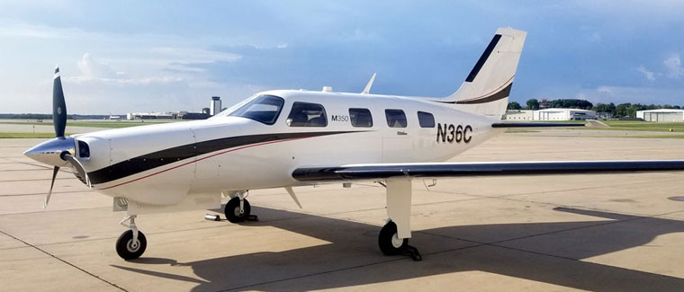 2018 Piper M350 - S/N: 4636730 - N36C