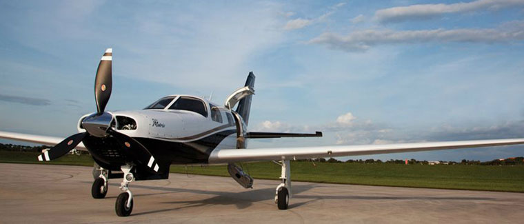 2014 Piper Matrix - S/N: 4692201 - N504EZ