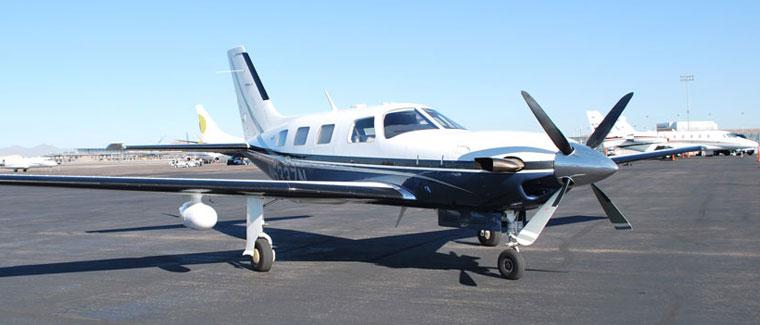 2001 Piper Meridian - S/N: 4697102 - N5337N