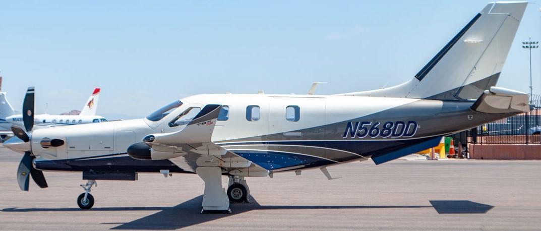 2014 Daher TBM 900 - S/N: 1041 - N568DD - Cutter Aircraft Sales